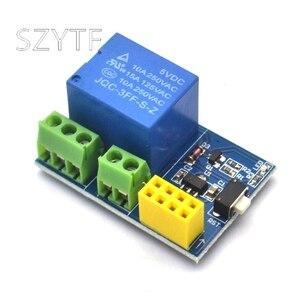 Image 3 - ESP8266โมดูลรีเลย์5V WiFi Esp 01sกิจกรรมสมาร์ทรีโมทคอนโทรลสวิตช์ควบคุมโทรศัพท์APP