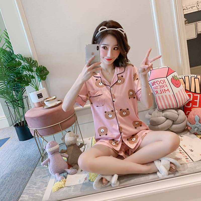 Q611 # [According To Feminine] 2019 New Products 180 Grams Qmilch Cardigan Case M -Xxl #