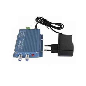 Image 4 - CATV استقبال FTTH AGC مايكرو SC APC Simplex موصل مع 2 منفذ الإخراج ل PON FTTH OR20 CATV الألياف جهاز استقبال بصري