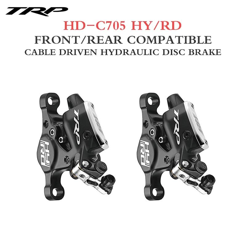 TRP велосипедные гидравлические дисковые тормоза для шоссейного велосипеда CX HY/RD, проводные тормоза с двусторонними тормозными колодками