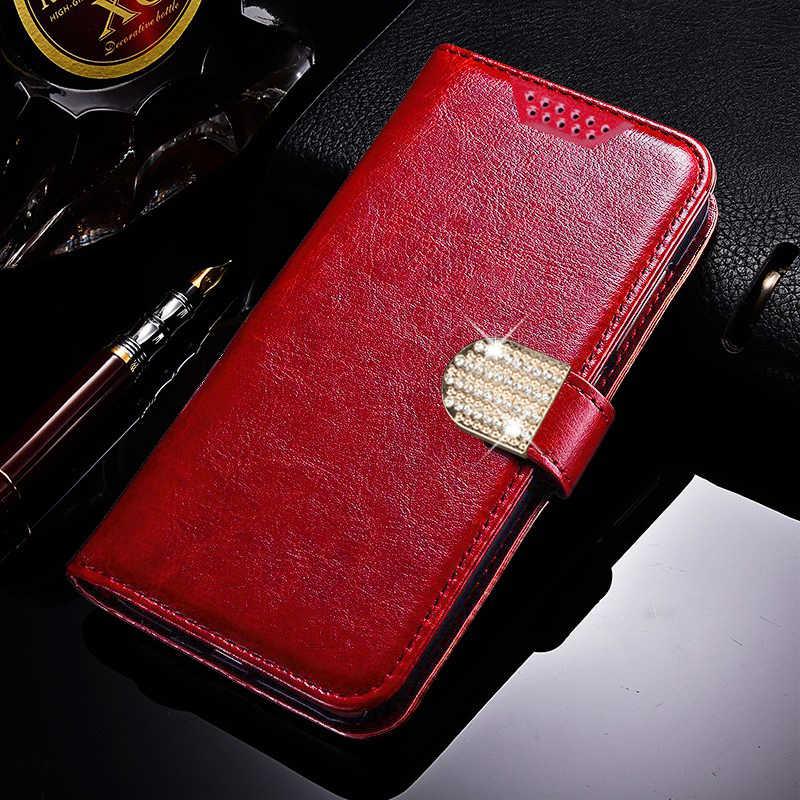Flip Funda de cuero para LG Magna G2 G3 G3S G4 G4S G4C G5 G6 G7 G8 G8S Mini A G stylus nota más Thinq SE Lite cubierta del teléfono caso