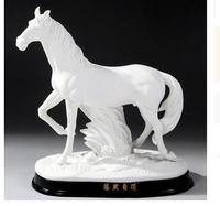 Animal and Horse Sculpture Creativity home Ceramic Handicraft Ornaments New House Decoration Wedding gifts Statue Sculpture