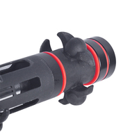Archery Compound Bow Stabilizer Bar Rod Balance Shock Absorption Damper High Quality Archery Accessory