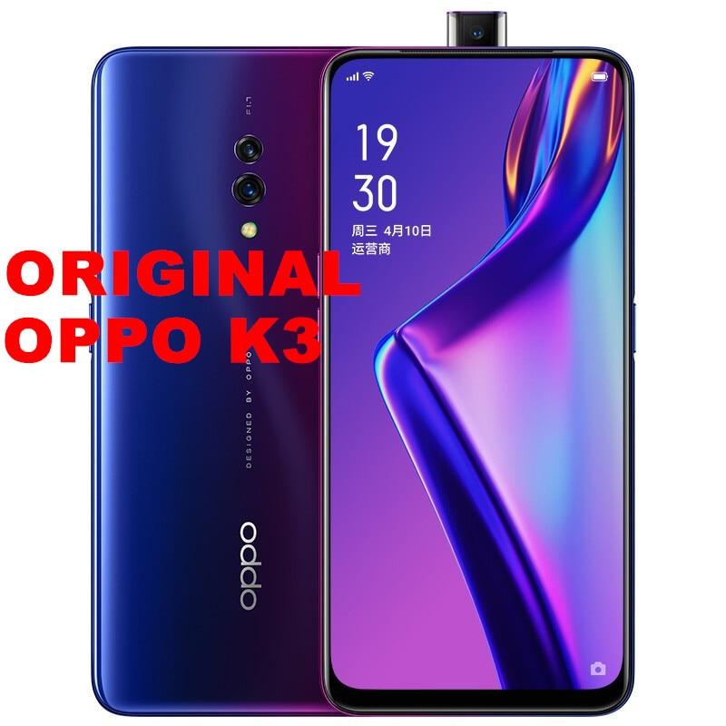 "Original new Oppo K3 4G LTE Smart Phone Android 9.0 Snapdragon 710 6.5"" 2340X1080 8G RAM 256G ROM 16.0MP Fingerprint Face ID|Cellphones| - AliExpress"