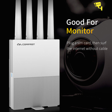 WiFi Router WAN LAN Wireless Network Extender SIM Card E3 4G LTE+2.4G for COMFAST Household Computer Safety Parts