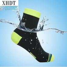 Men high quality knee-short breathable coolmax running waterproof/windproof antiskid outdoor sport socks