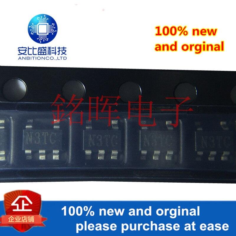 10 шт. 100% новый и оригинальный TC1185-3.0VCT713 SOT23-5 LDO 150mA 3,0 V 3В в наличии на складе