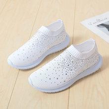 Брендовая женская повседневная обувь; Размеры до 43 Модные женские