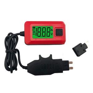 Авто Предохранители Бадди мини тестер детектор автомобиля электрический ток AE150 12 В 23A ЖК-дисплей Многофункциональный Ремонт практичный