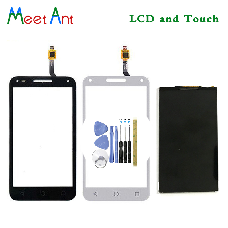 AAA High Quality 5.0'' For <font><b>Alcatel</b></font> One Touch U5 3G 4047 <font><b>4047D</b></font> OT4047 <font><b>Lcd</b></font> Display With Touch Screen Digitizer Sensor + Tool image