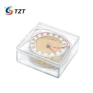 Image 4 - TZT 34 мм Капсула большая мембранная конденсаторная микрофонная капсула двухсторонняя позолоченная для записи студии Micphone