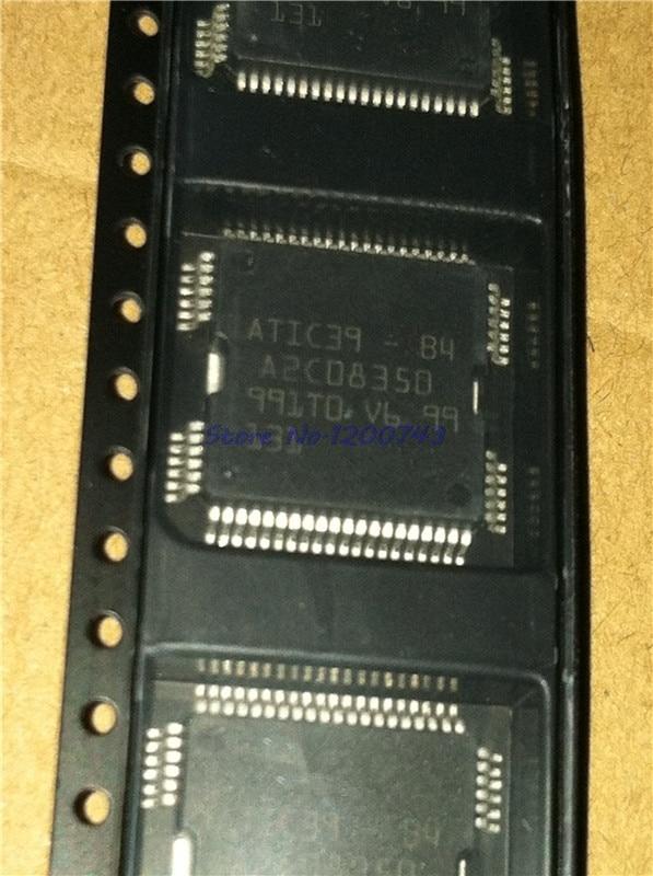 5 шт./лот ATIC39-B4 A2C08350 Volkswagen jetta автомобильный корпус компьютер ECU впрыск топлива чип драйвера двигателя HQFP64 в наличии