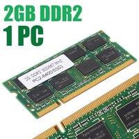 800/667 mhz 2 gb ddr2 memória de baixa densidade 200pin computador portátil memória pc2 6400/5300 ram para dell sony toshiba 1.8 v cl5|RAM|Computador e Escritório -