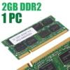 800/667Mhz 2GB DDR2 di Memoria A bassa Densità 200pin di Memoria Per Notebook PC2 6400/5300 RAM Del Computer Portatile per Dell sony Toshiba 1.8V CL5-in RAM da Computer e ufficio su