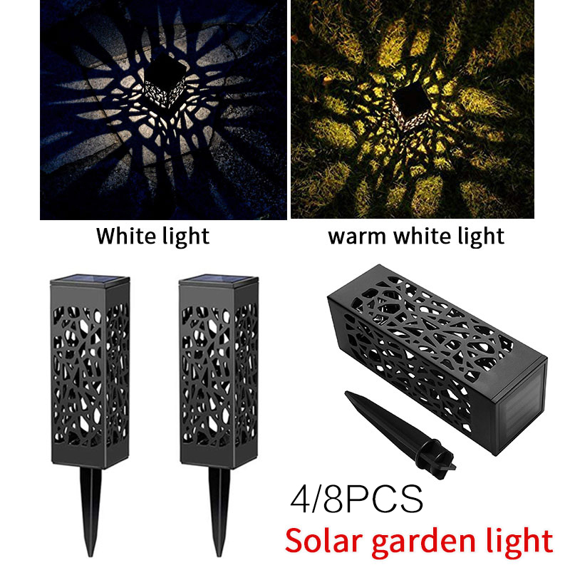 Ground Lamp Disk Lights Solar Power IP44 Home Street Landscape Light Light Controlled Outdoor Security Path Way Durable in Lawn Lamps from Lights Lighting