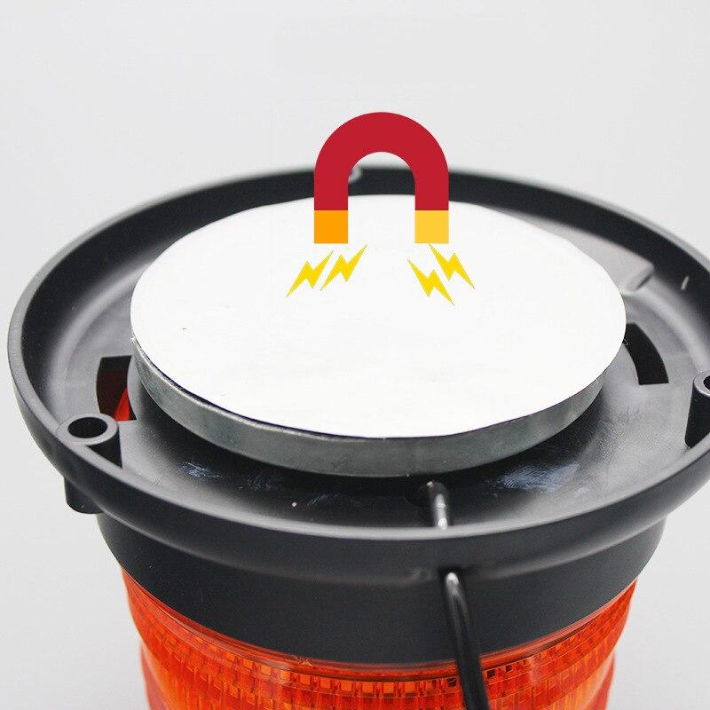 Top SaleLed-Lamp Magnet Flash Safety-Light Ceiling-Box Strobe Rotating-Traffice Warning Emergency-Indication