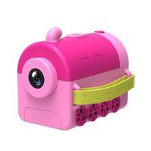 High Quality Little Train Children's Digital Camera Child Camera Toy Cute Cartoon Mini Baby Photo Cameras Birthday Gift For Kids