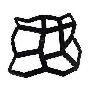 Image 5 - 2019 Del nuovo Piano di Percorso Della Muffa Del Creatore Della Muffa di Cemento Riutilizzabile FAI DA TE Pavimentazione Durevole Per Giardino Prato