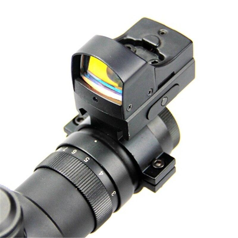 3-9X42E + HD107R оптический прицел на винтовку для охоты и ружья, охотничьи оптические прицелы