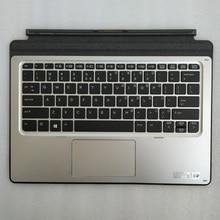 Планшетный ПК Базовая клавиатура для hp Elite x2 1011 G1 1012 G1