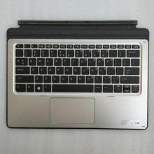 Ücretsiz kargo!! Orijinal yeni Tablet PC tabanı klavye HP Elite x2 1011 G1 1012 G1