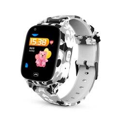 4G Kids Smart Horloges Ondersteuning Gps Wifi Lbs Positionering Camera Voice Chat IP67 Waterdichte Sos Kerstcadeau Voor Kinderen