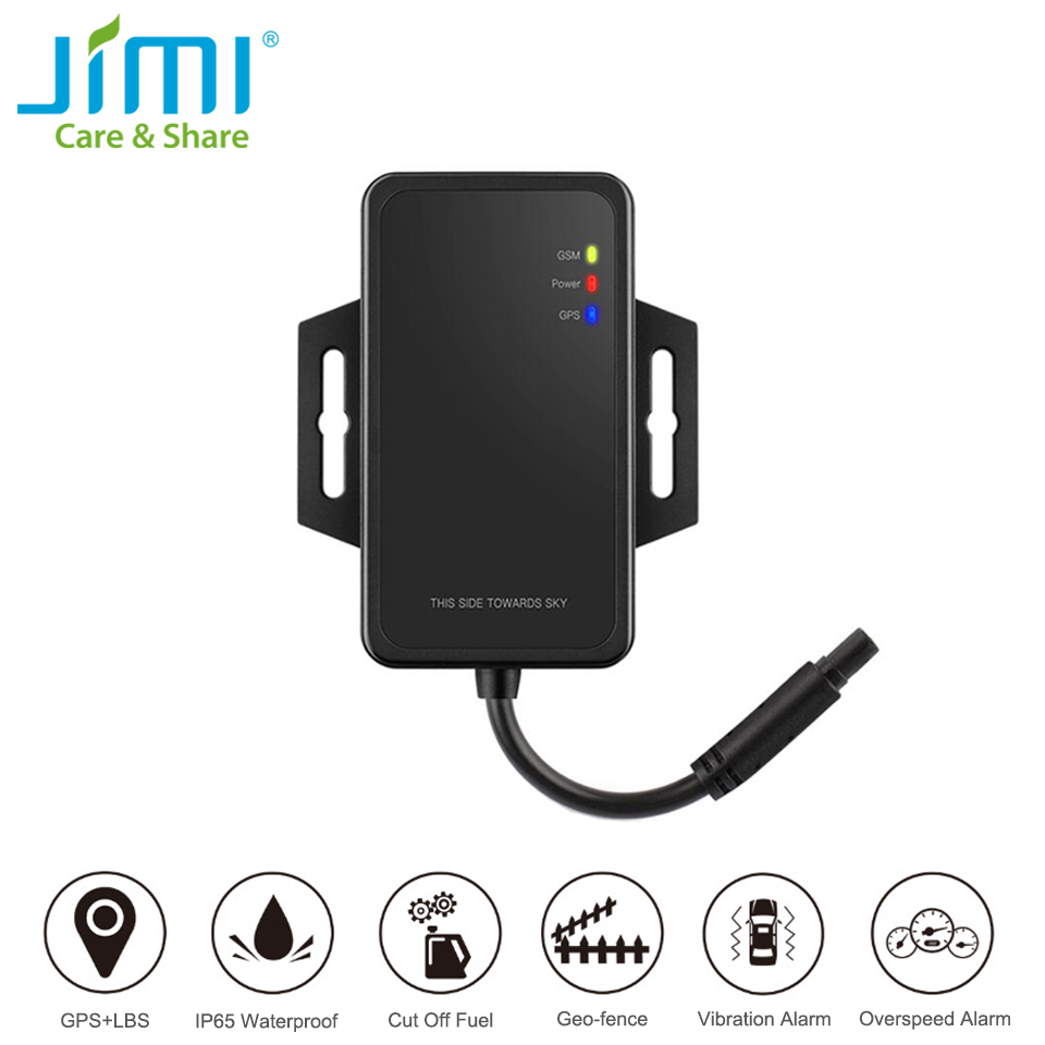 Concox GT08 Waterproof Motorcycle GPS Tracker Built-in Battery GSM GPS Tracker For Motorbike GPS Tracking GPS Locator With SOS