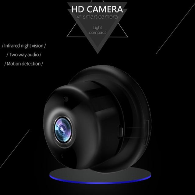 Wifi Kamara Smart Chiki Ku Night Vision HD Video Motion Sensor Secret Cam 3