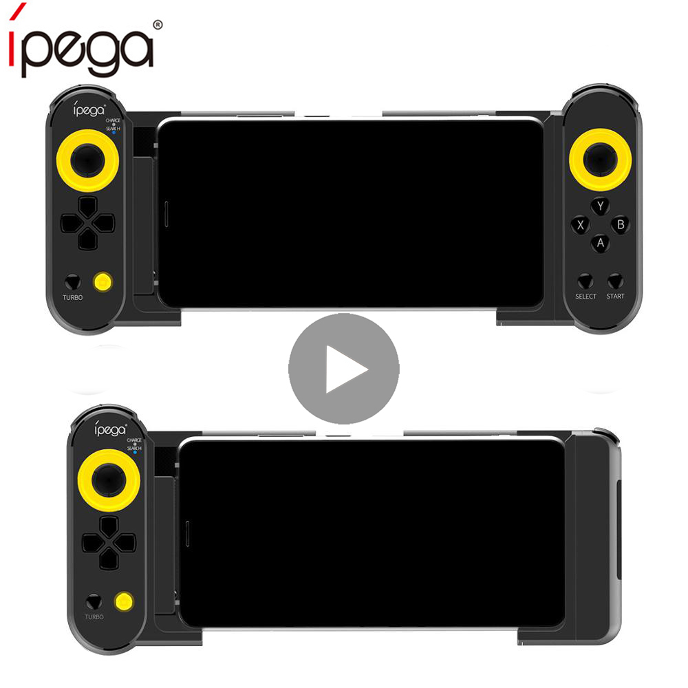 Bluetooth Gamepad Joypad Joystick For Phone Android IPhone PC Game Pad Console Control Trigger Pubg Controller Mobile Cellphone