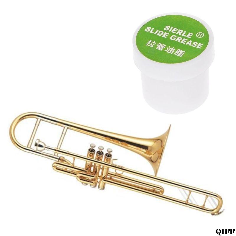 Trombone Trumpet Lubricate Slide Grease Clarinet Brass Instruments Maintain Tool