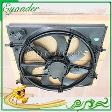 تكييف الهواء المبرد موتور مروحة كهربائي لرينو كادجار لنيسان قاشقاي J11 روج T32 1.6 214814EB0A 21481 4EB0A