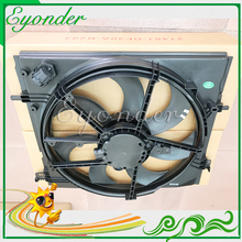A/C 空調ラジエーター用の電動ファンモータルノー日産キャシュカイ J11 KADJAR 不正 T32 1.6 214814EB0A 21481 4EB0A
