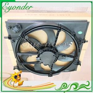 Image 1 - 닛산 qashqai j11 rogue t32 1.6 214814eb0a 21481 4eb0a 용 renault kadjar 용 a/c 에어컨 라디에이터 전동 팬 모터