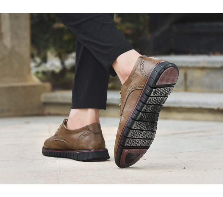 LEATHER SHOES (20)