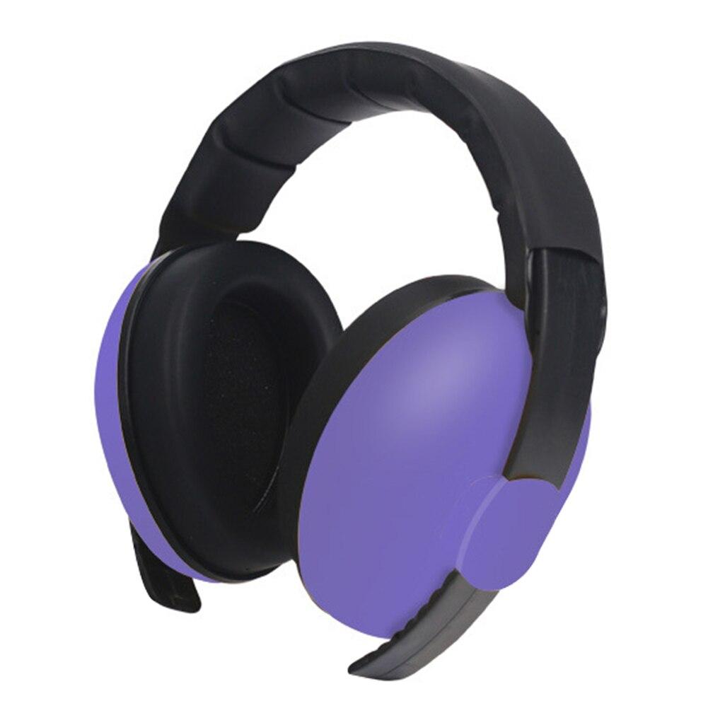 Защита от шума для детей, защита от шума, наушники, защита от шума для мальчиков и девочек - Color: Purple
