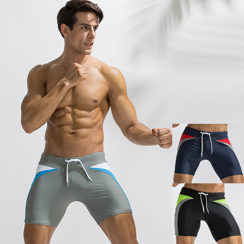 Amazon For Hot Selling Men Youth Quick-Dry AussieBum Hot Springs Swimming Trunks Fashion