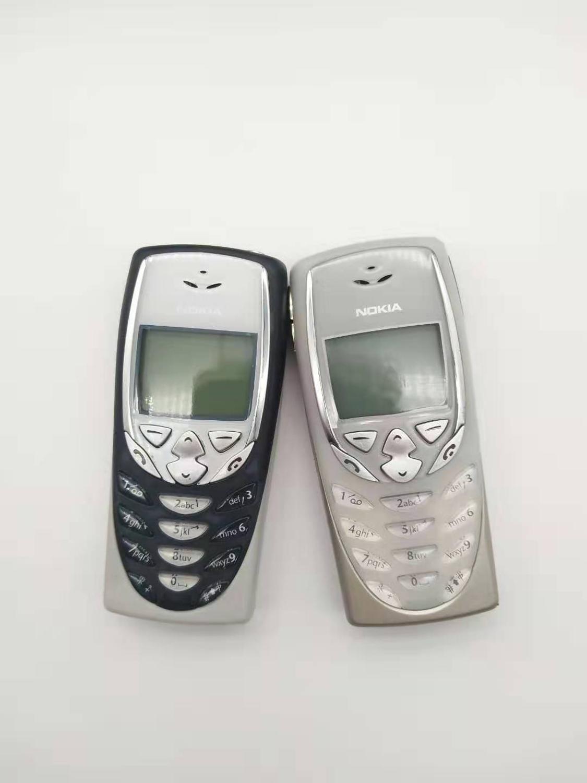 8310 Original Unlocked Nokia 8310 2G GSM Unlocked Cheap Refurbished Celluar Phone One Year Warranty Free Shipping