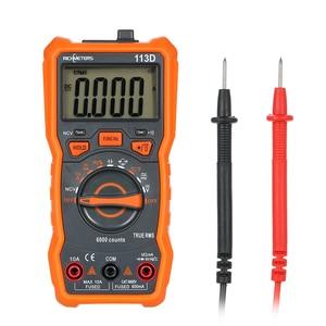 Image 1 - RICHMETERS Multimetro RM113D Multimetro Tester Multimetro digitale 6000 conta misurazione automatica della temperatura della tensione ca/cc