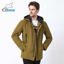 ICEbear 2019 high quality jacket autumn new casual collar men's jacket detachable hat brand men MWC18123I - DISCOUNT ITEM  66% OFF All Category