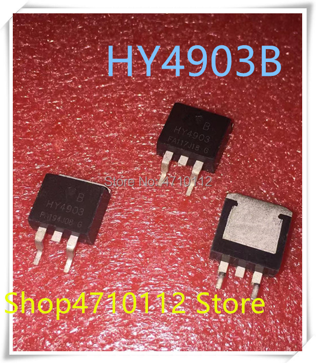 NEW 10PCS/LOT HY4903B HY4903 30V 290A TO-263