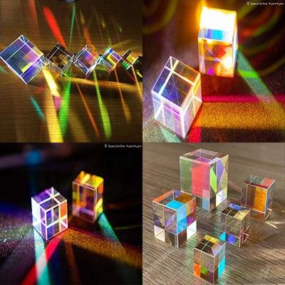 Купить новейший шестисторонний яркий светильник призмы комбинированный