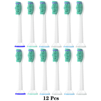 Electric Tooth Brush Heads Replacement Apply To Philips Sonicare Universal 1 Series 2