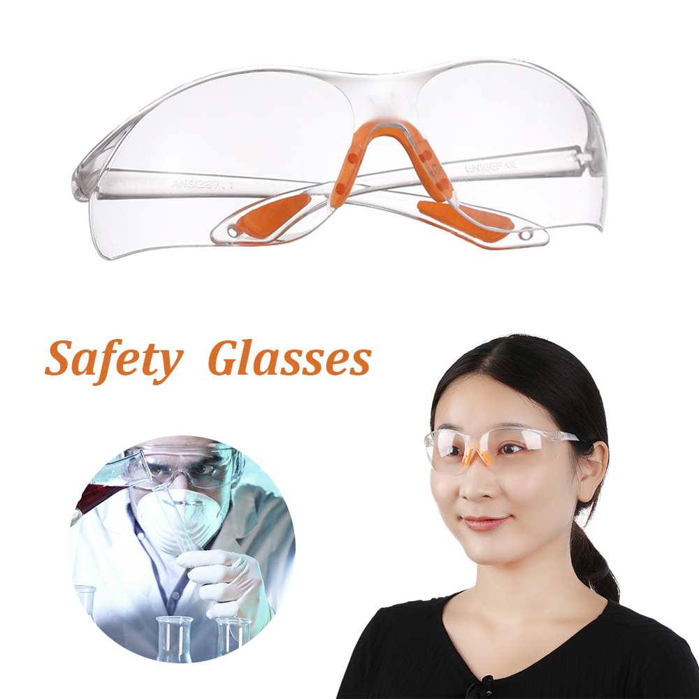 Goggles Eyewear Vented-Glasses Security-Supplies Sand-Prevention Work-Lab Protective-Safety title=