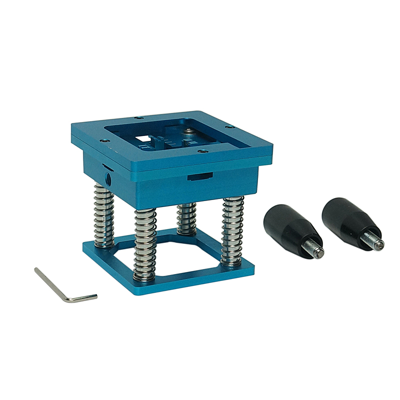 Tools : BGA Reballing Station with Handle For 90mm x 90mm Stencils Holder Template Holder Jig
