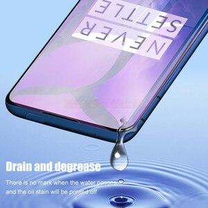Image 3 - Original Volle Abdeckung Hydrogel Film Für OnePLus 5T 6 T 7 7T 8 Pro keine Glas Screen Protector für OnePLus 5 6 T Weichen Schutzhülle Film
