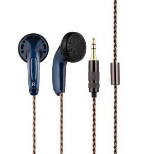 Image 2 - FAI DA TE Heavy Qualità del Suono Dei Bassi EMX500 Bro In Ear Spina a Testa Piatta FAI DA TE Ear Auricolare Stereo Auricolari Bassi DJ Auricolari