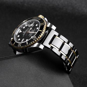 20mm 22mm ceramic watch band For rolex series man bracelet strap quick release adjustable size for big hands wrists