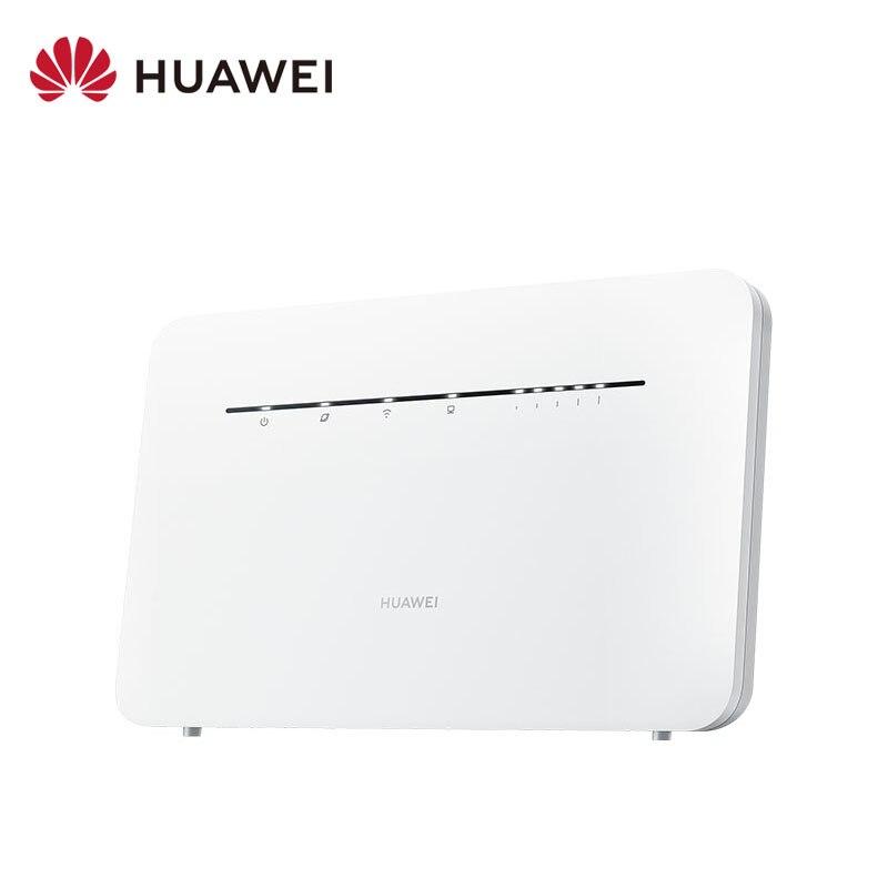 Huawei Roteador Móvel 2 Pro B316-855 Suporte Inglês Wcdma 4 Gigabit Ethernet Porto Lte 4g 3g