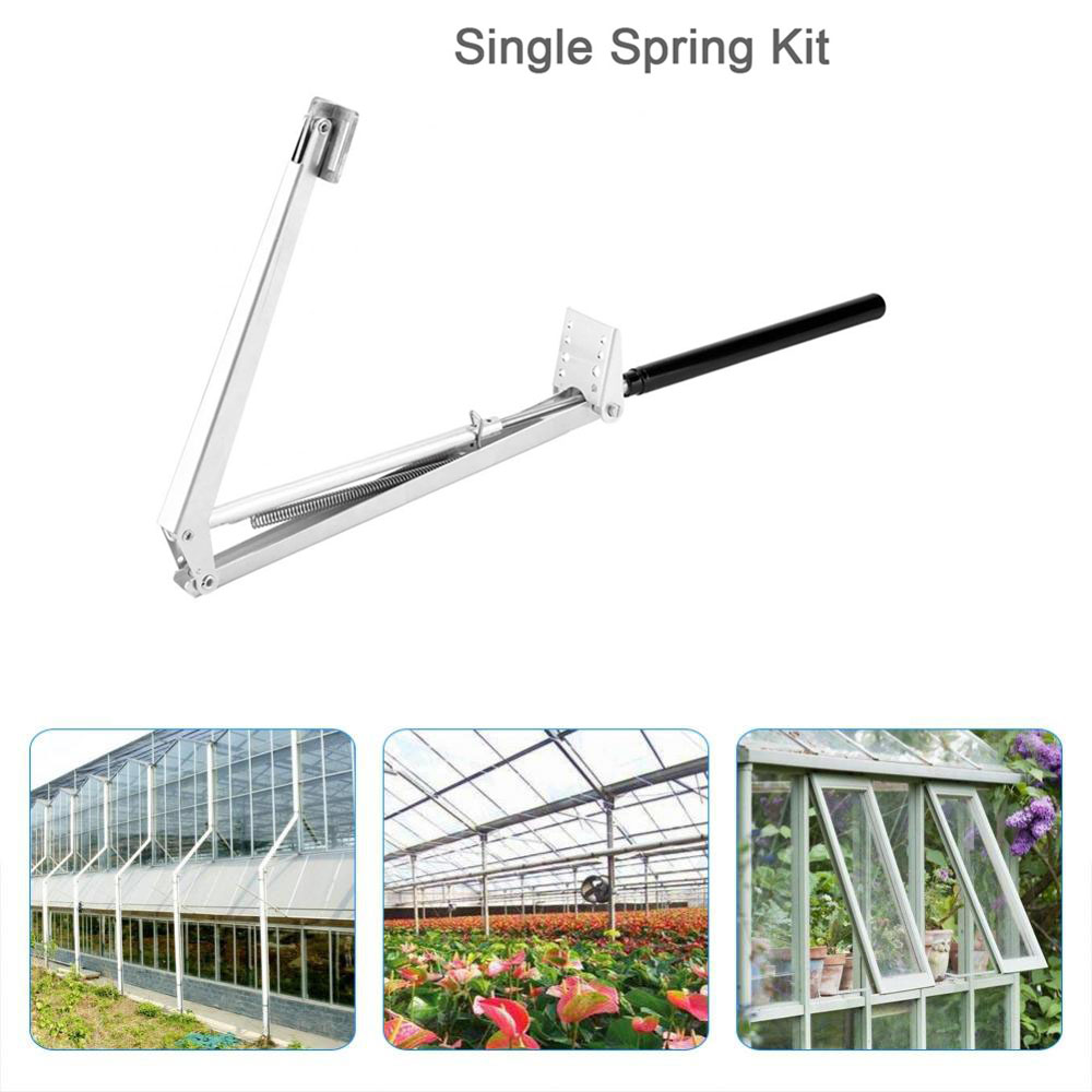 Solar Heat Sensitive Automatic Greenhouse Vent Opener Auto Vent Kit For All Greenhouses Agriculture Garden Tools 1