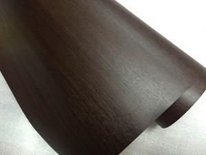 Image 5 - למעלה איכות W1398 בצבע עץ PVC מדבקת עץ סרט סטיילינג גלישת גלישת פנימי קישוט בצבע עץ pvc ויניל סרט מדבקה